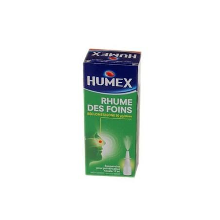 HUMEX RHUME DES FOINS PULVERISATION NASALE  URGO