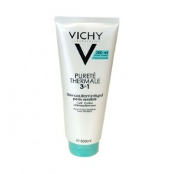 PURETE THERMALE DEMAQUILLANT INTEGRAL 3 EN 1  VICHY