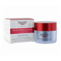 HYALURON FILLER VOLUME LIFT SOIN NUIT 50ML EUCERIN