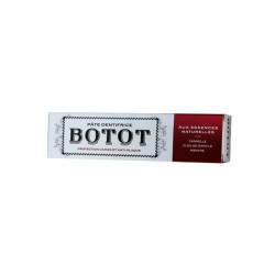 PATE DENTIFRICE CANNELLE CLOU DE GIROFLE MENTHE 75ML BOTOT
