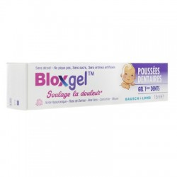 BLOXGEL POUSSEES DENTAIRES 15ML BAUSH & LOMB