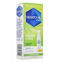 HEXATOUX SPRAY BUCCAL TOUX 30ML