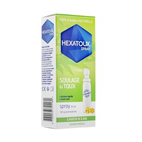 HEXATOUX SPRAY BUCCAL TOUX 30ML