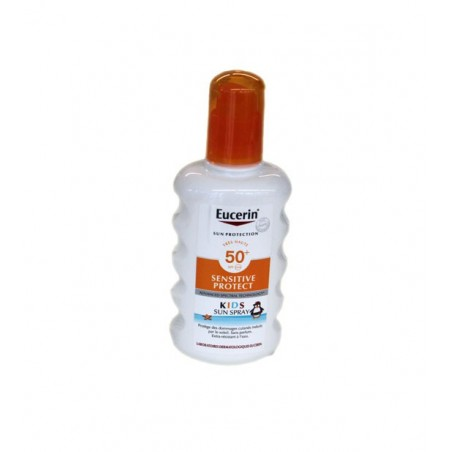 SENSITIVE PROTECT SUN SPRAY KIDS CORPS SPF 50+ 200ML EUCERIN