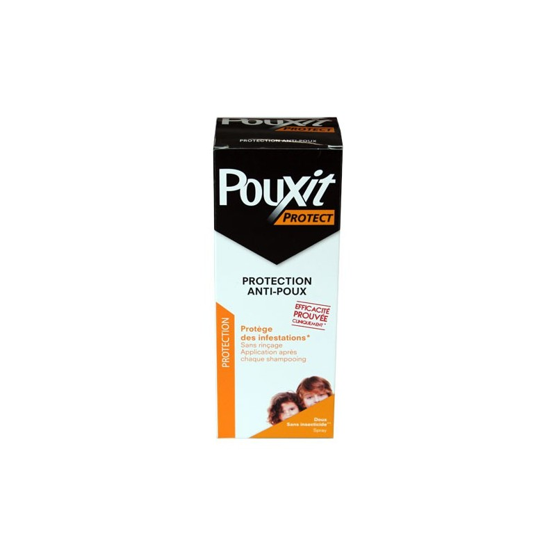 SPRAY PROTECTION ANTI POUX 200 ml POUXIT
