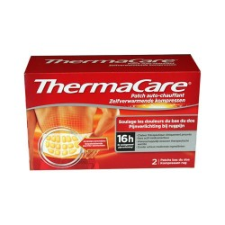 THERMACARE PATCH AUTO-CHAUFFANT 16H BAS DU DOS X2 PFIZER