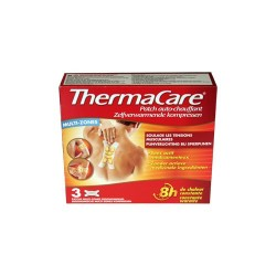 THERMACARE PATCH AUTO-CHAUFFANT 8H MULTI ZONES X3 PFIZER