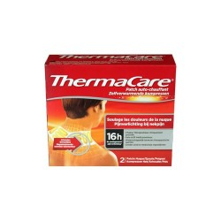 THERMACARE PATCH AUTO-CHAUFFANT 16H NUQUE X2 PFIZER