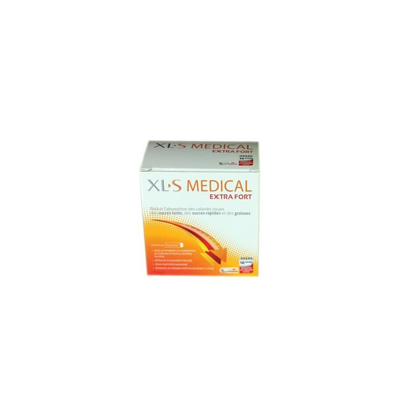EXTRA FORT STICKS DE POUDRE - 1 MOIS  XLS MEDICAL
