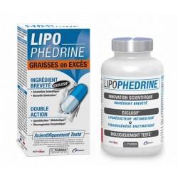LIPOPHEDRINE GRAISSE EN EXCES 80 GELULES 3C PHARMA