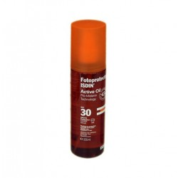 FOTOPROTECTOR  ACTIVE OIL  SPF30 200ML ISDIN