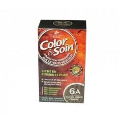 COLOR & SOIN BLOND FONCE CENDRE LES 3 CHENES 6A