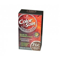 COLOR & SOIN CHATAIN DORE LES 3 CHENES 4G