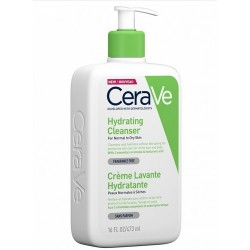 CREME LAVANTE HYDRATANTE 473ML CERA VE