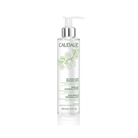EAU MICELLAIRE DEMAQUILLANTE 200ML CAUDALIE