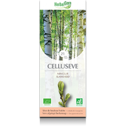 CELLUSEVE MINCEUR BIO 250ML HERBALGEM
