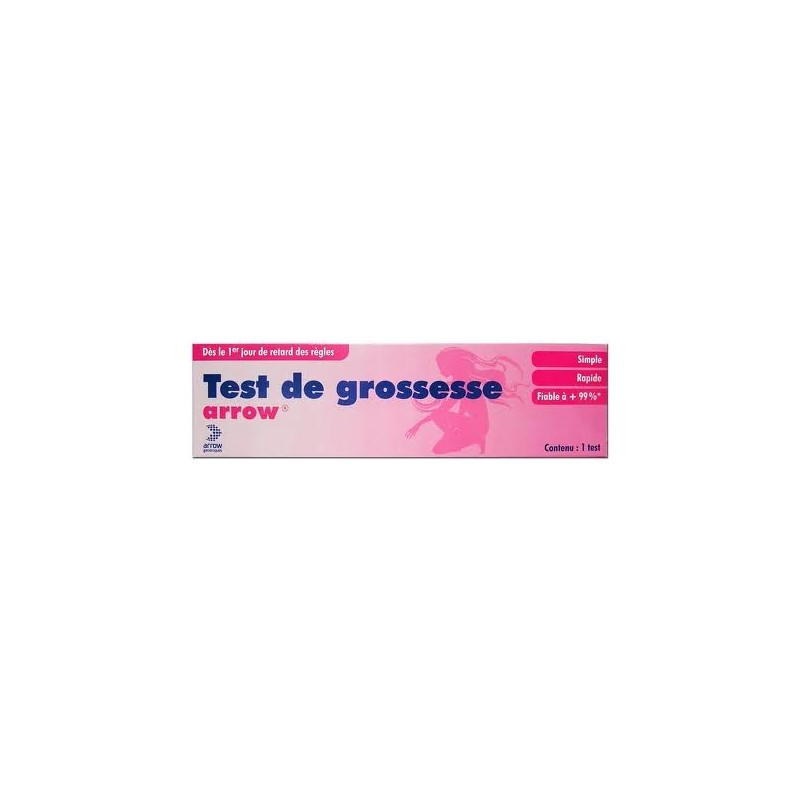TEST DE GROSSESSE ARROW