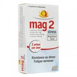 MAG 2 STRESS MAGNESIUM MARIN 30 COMPRIMES COOPER