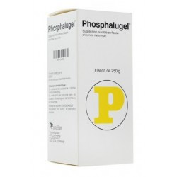 PHOSPHALUGEL SOLUTION BUVABLE 250G