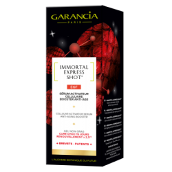 IMMORTAL EXPRESS SHOT EGF 15ML GARANCIA
