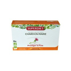 CHARDON MARIE BIO DIGESTION AMPOULES SUPER DIET