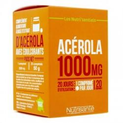 ACEROLA 1000 24 COMPRIMES NUTRISANTE