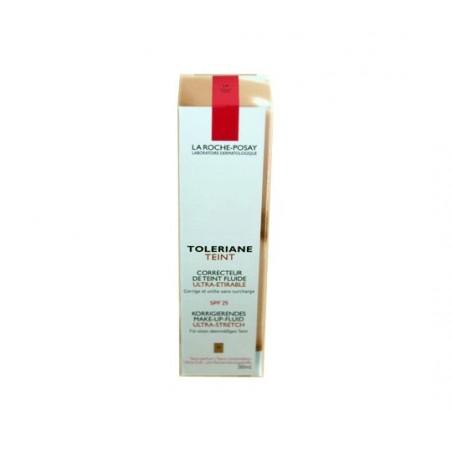 TOLERIANE TEINT FLUIDE ULTRA ÉTIRABLE 16 (HALE)  SPF25 30 ML LA ROCHE POSAY