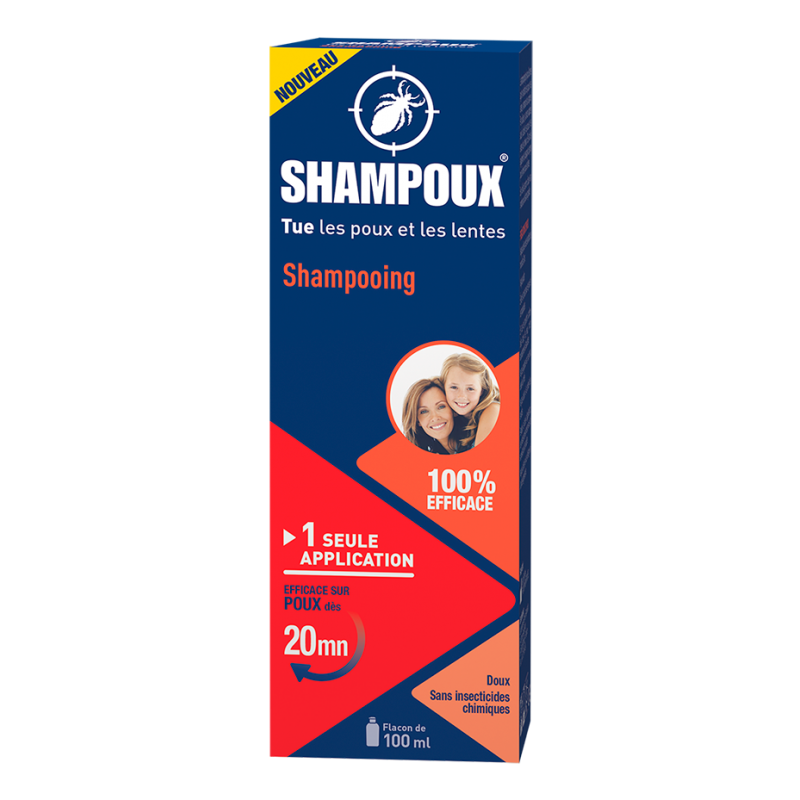 SHAMPOUX SHAMPOOING 100ML GIFRER