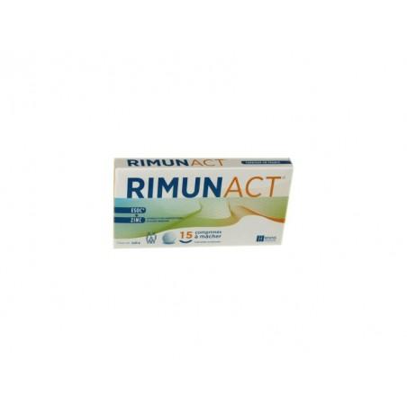 RIMUNACT 15 COMPRIMES à mâcher BESINS HEALTHCARE