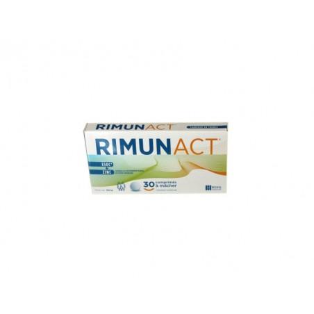RIMUNACT 30 COMPRIMES à mâcher BESINS HEALTHCARE