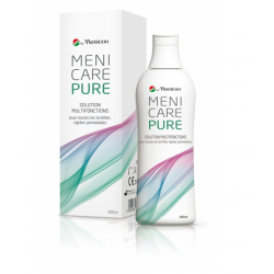 SOLUTION MULTIFONCTIONS MENICARE PURE MENICON 250ML