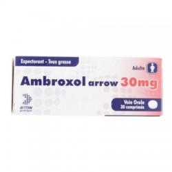 AMBROXOL ARROW 30MG 30 COMPRIMES