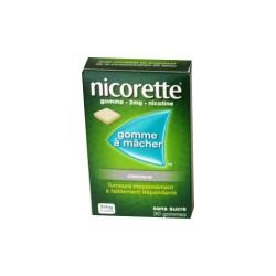NICORETTE GOMMES CLASSIQUE 2MG x30 JOHNSON & JOHNSON
