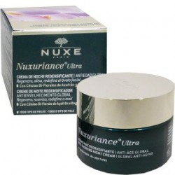 NUXURIANCE ULTRA CREME NUIT REDENSIFIANTE ANTI-AGE Toutes Peaux 50 ML NUXE