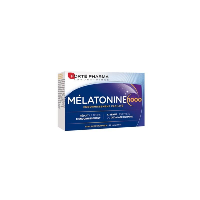 MELATONINE 1000 - 30 comprimés FORTE PHARMA