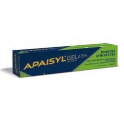 APAISYL GEL 0,75% PIQURES D'INSECTES ET VEGETAUX 30g MERCK