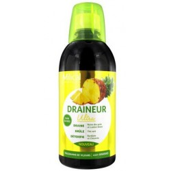 DRAINEUR ULTRA MINCEUR ANANAS LOT DE 2 X 500ML MILICAL
