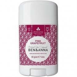DEODORANT INDIAN MANDARINE STICK 60G BEN & ANNA