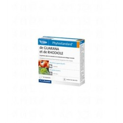 PHYTOSTANDARD GUARANA et RHODIOLE 30 COMPRIMES PHYTOPREVENT