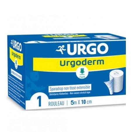 URGODERM SPARADRAP NON TISSE EXTENSIBLE 5m X 10cm URGO