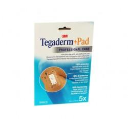 TEGADERM + PAD PANSEMENTS STERILES 9X15CM X5 3M