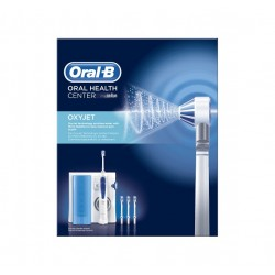HYDROPULSEUR DENTAIRE ELECTRIQUE OXYJET HEALTH CENTER BRAUN ORAL B