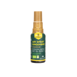 API SPRAY GINGEMBRE 30ML PROPOLIS DA BACCHARIS