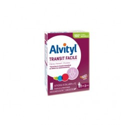 ALVITYL TRANSIT FACILE 12 STICKS URGO