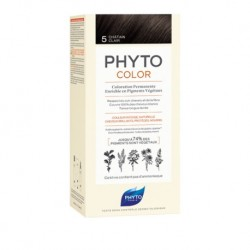 PHYTOCOLOR CHATAIN CLAIR  5 PHYTO