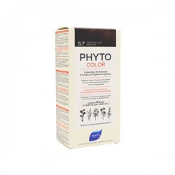 PHYTOCOLOR COLORATION PERMANENTE CHATAIN CLAIR DORÉ 5.3 PHYTO