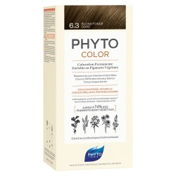 PHYTOCOLOR COLORATION PERMANENTE CHATAIN CLAIR MARRON 5.7 PHYTO