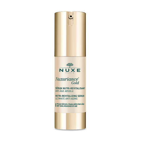 NUXURIANCE GOLD® SERUM NUTRI-REVITALISANT 30ML NUXE