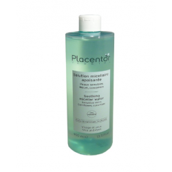 SOLUTION MICELLAIRE APAISANTE 400ML PLACENTOR VEGETAL