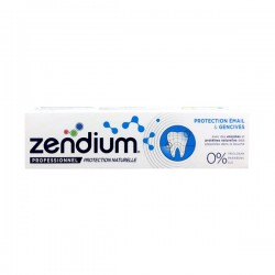 DENTIFRICE EMAIL & GENCIVES LOT DE 2 X 75ML ZENDIUM PROFESSIONNEL